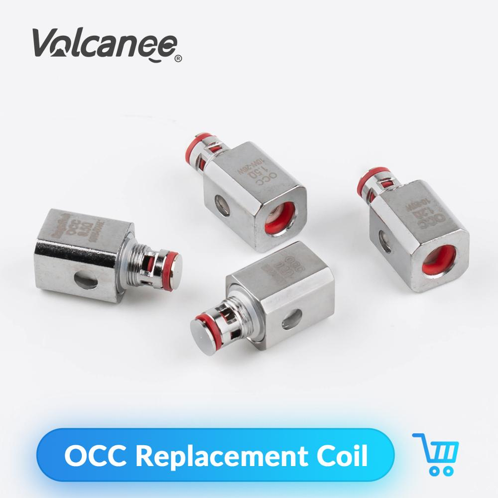 Volcanee 5pcs OCC Replacement Vape Coils 0.5ohm 1.5ohm For SUBTANK Mini Nano Plus Subox Tank Atomizer E Cigarettes Head Cores