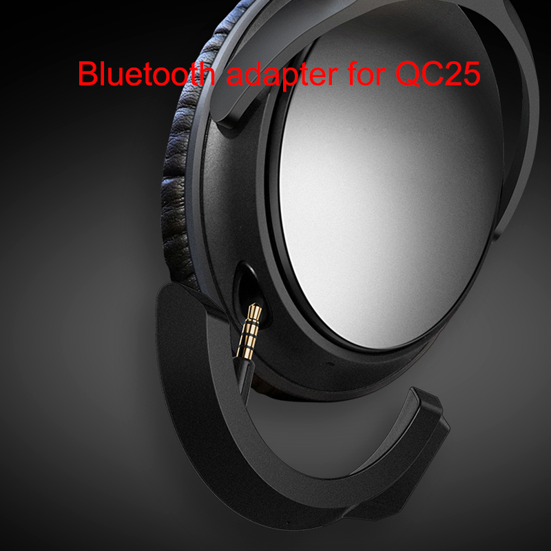 Date Sans Fil Bluetooth Adaptateur pour Bose QC25 pour QuietComfort 25 Casque Émetteur Adaptateurs Récepteur pour IPhone Android