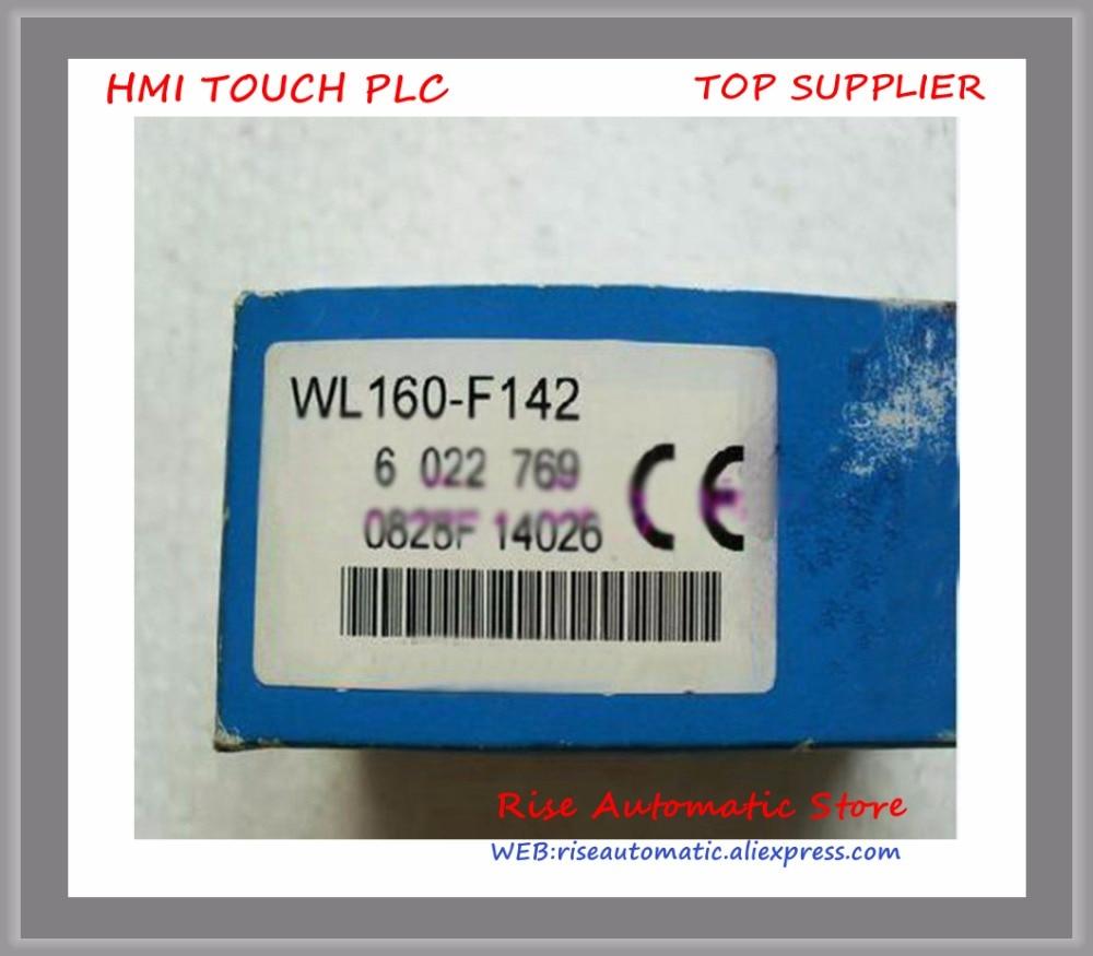 все цены на  New Original Authentic Photoelectric Switch WL160-F142 high-quality  онлайн