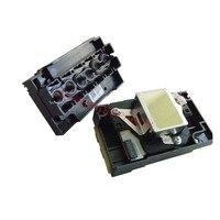 Free shipping Print Head for Epson R265/R270/1390/1400/1410/1430/1500W/L1800 Printhead F173080/F173090 Original 99% new