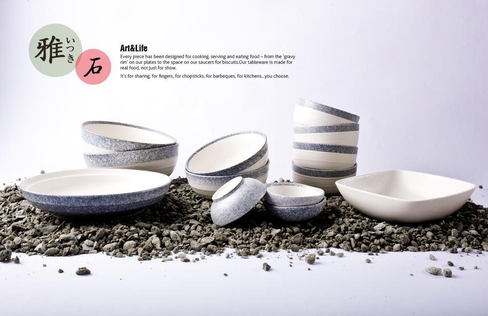 Plate tableware ceramic japanese style stone bowl plate set ceramic tableware-in Dinnerware Sets from Home \u0026 Garden on Aliexpress.com | Alibaba Group & Plate tableware ceramic japanese style stone bowl plate set ceramic ...
