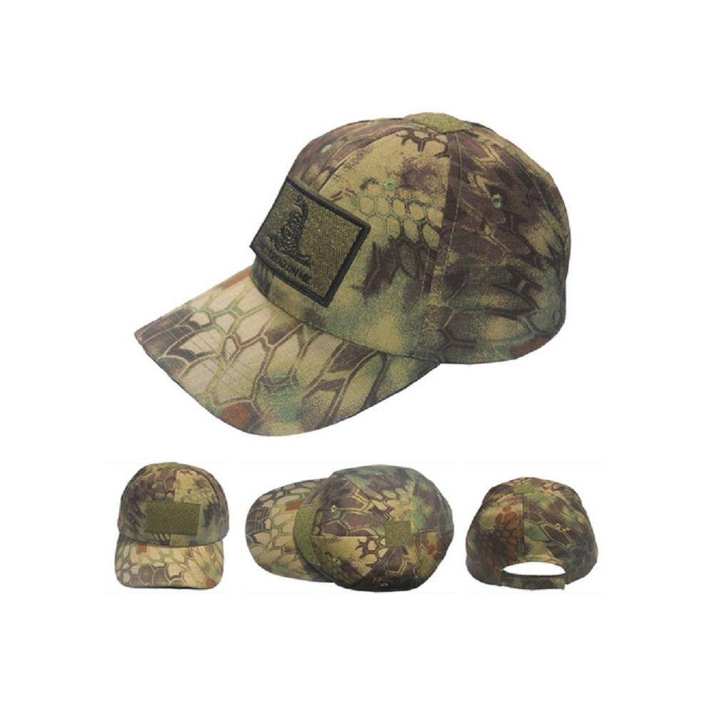 Kamuflaj Şapka Yüksek kaliteli açık yaz güneş şapka yeşil - Tatiller ve Partiler Için - Fotoğraf 1