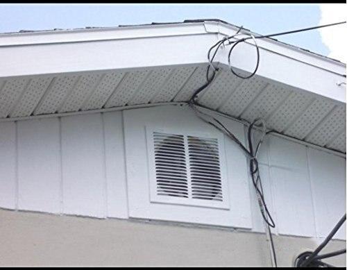 Aliexpress.com : Buy Solar Power Attic Gable Roof Vent Brushless DC Motor  1720 CFM Ventilator Fan With 29 Watt Mono Solar Panel From Reliable Fan Fan  ...