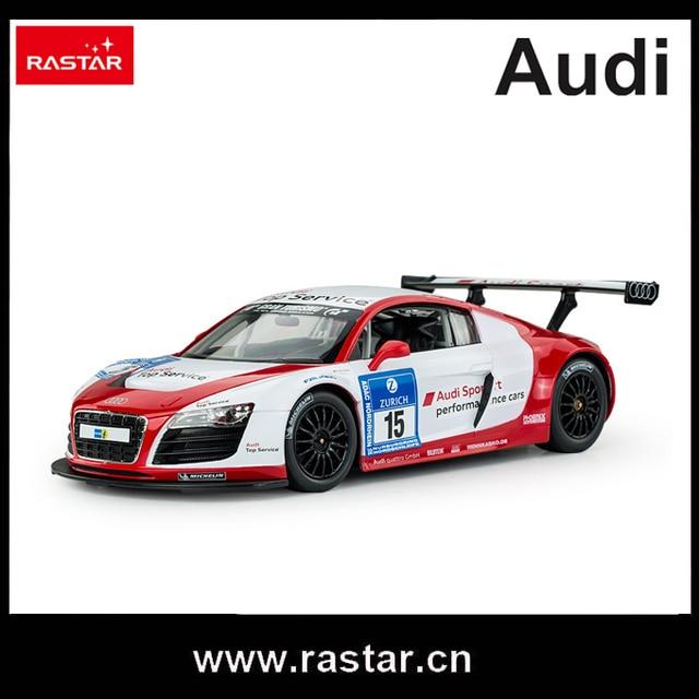 Rastar Licensed RC AUDI R LMS Performance Rc Car Drift - Audi performance cars