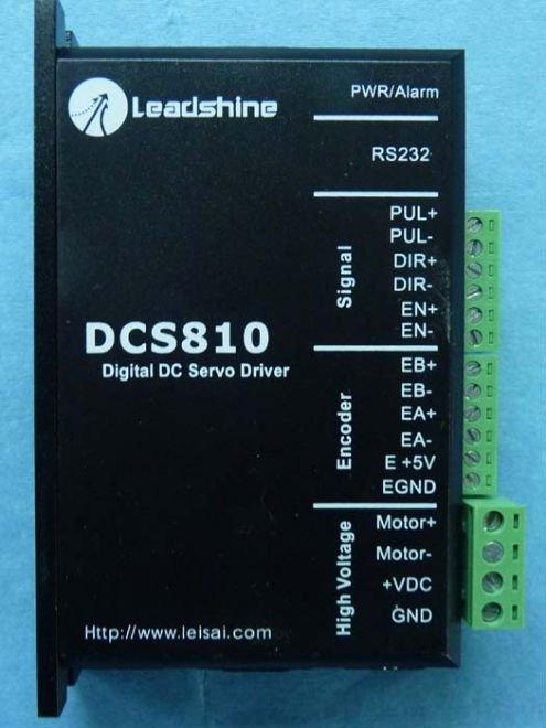 brand new!!inkjet printer spare parts Leadshine DCS 810 servo dc motor driver for sale модные футболки