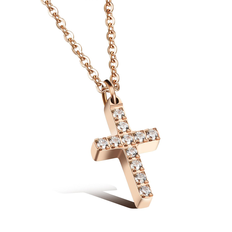 line Get Cheap Cross Pendants Gold Aliexpress