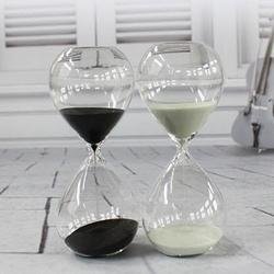 Creative Sand Clock Hourglass Timer Gifts as Delicate Home Decorations