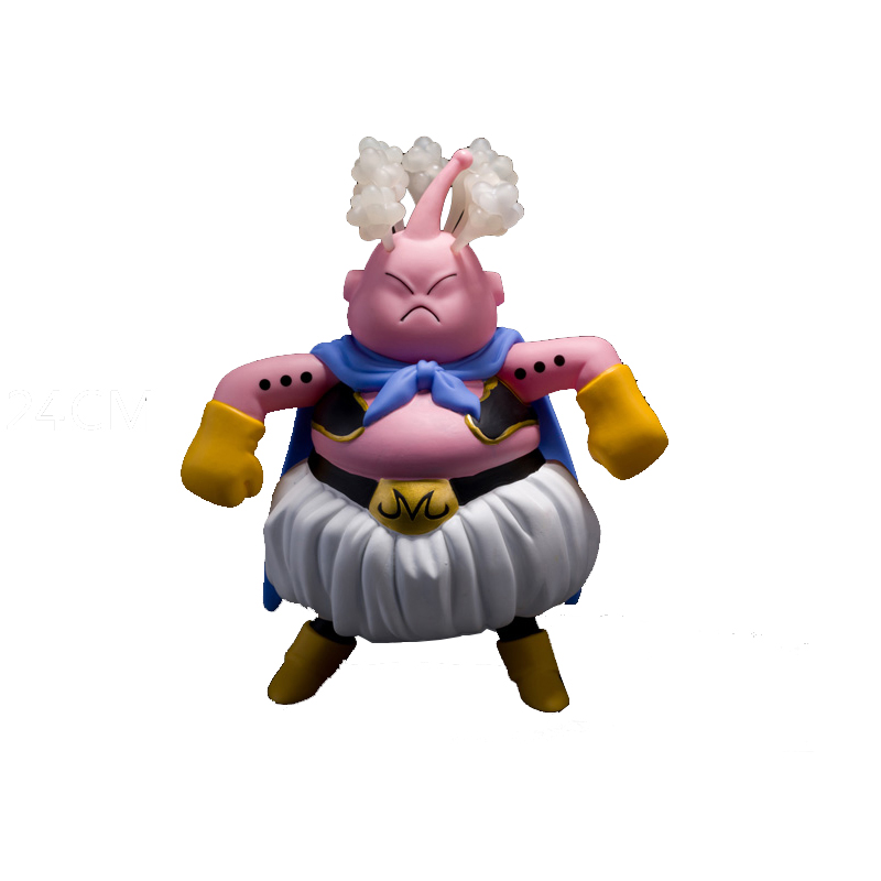 Anime Cartoon Dragon Ball Z Kai Majin Buu PVC Action Figure Collectible Model Toy 24CM KT276 neca marvel legends venom pvc action figure collectible model toy 7 18cm kt3137