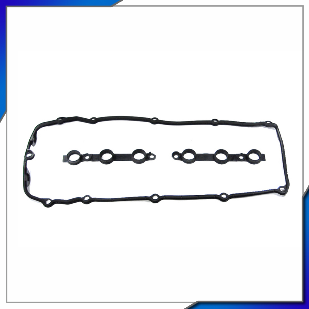 car accessories Valve Cover Gasket Set 11120030496 for BMW E39 <font><b>E46</b></font> E53 E60 <font><b>E46</b></font> E53 E60 320i 325i 325xi 330i 330xi 320Ci <font><b>325Ci</b></font> image