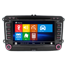 Free Shipping Car Radio DVD GPS Bluetooth For VW Volkswagen Passat B5 B6 Jetta Polo Jetta