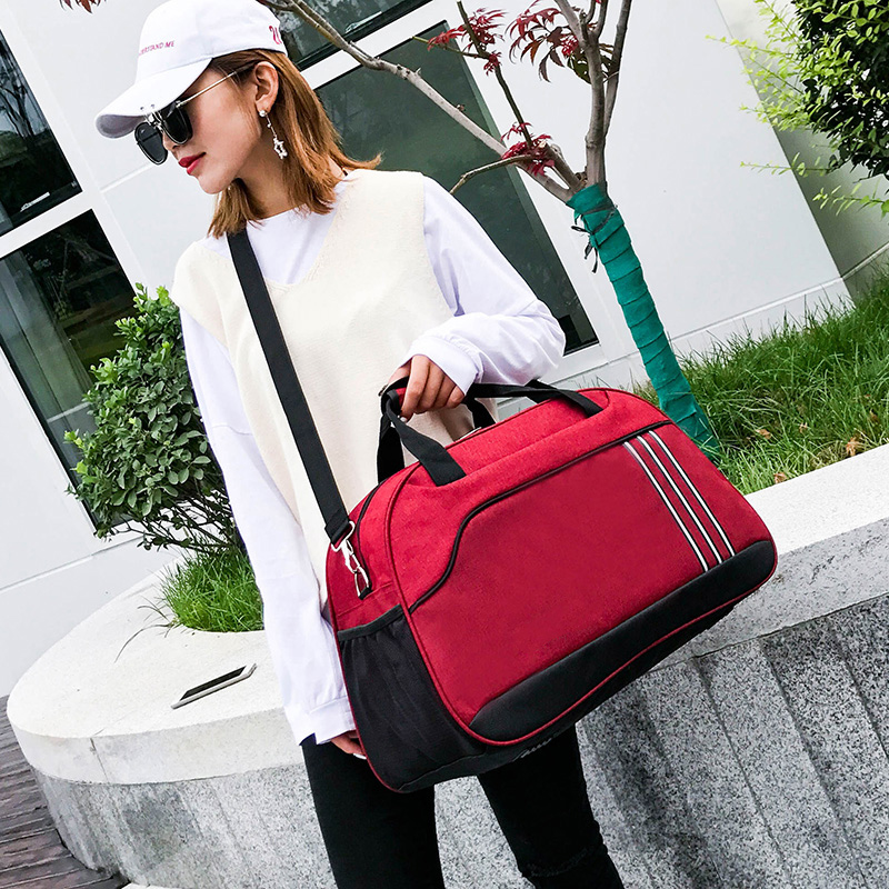 Ringarna Penguin Män Resväska Kvinnor Mode Resor Weekender Packing - Väskor för bagage och resor - Foto 4