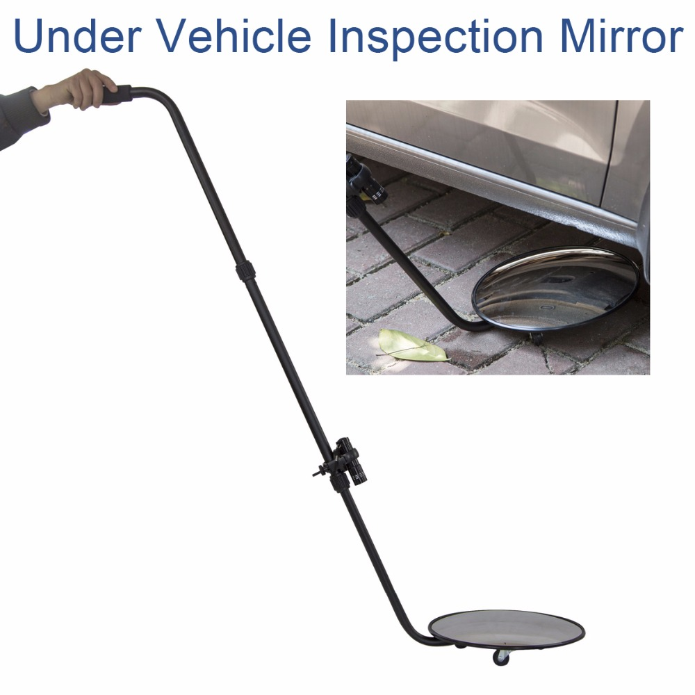Free shipping of V3 under car search mirror,under vehicle inspection mirror  цены