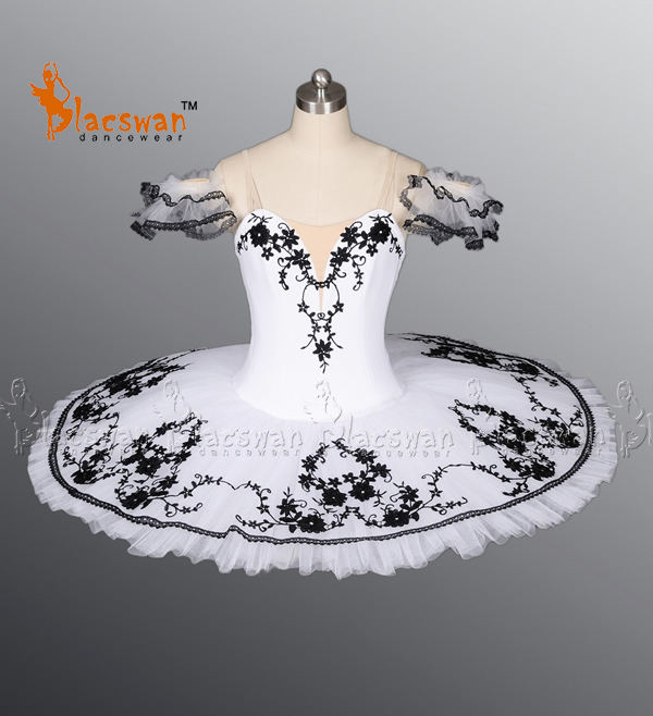 White Classical Ballet Tutu BT664 Adult Lilac Professional Performance Coppelia Kids - Guangzhou Blacswan Dance & Activewear Co., Ltd. store