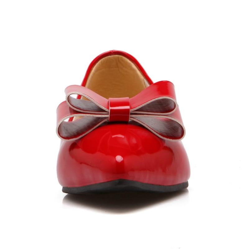 Beige Appartements De La Printemps Confortable Bowknot Plus Taille Belle Qualité Doux Mocassins Haute Fille Chaussures Femmes rouge Ballet 48 34 noir vUXqX8
