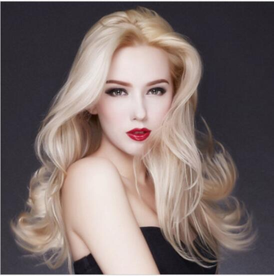 Hairy white woman