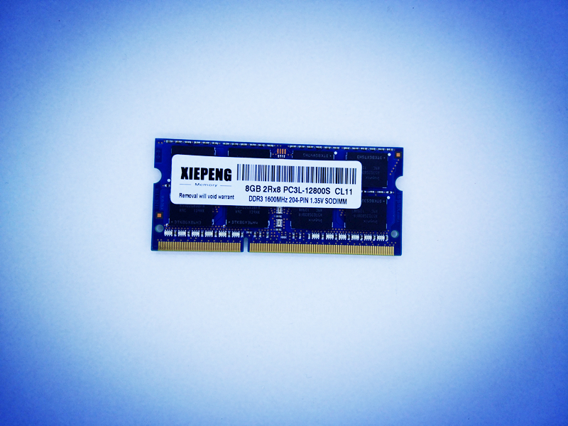 for DELL Inspiron 15 3537 3541 3542 3543 3551 3552 3558 3559 Laptop Memory 4GB DDR3L <font><b>SODIMM</b></font> 1600MHz <font><b>8GB</b></font> 2Rx8 PC3L-12800S RAM image