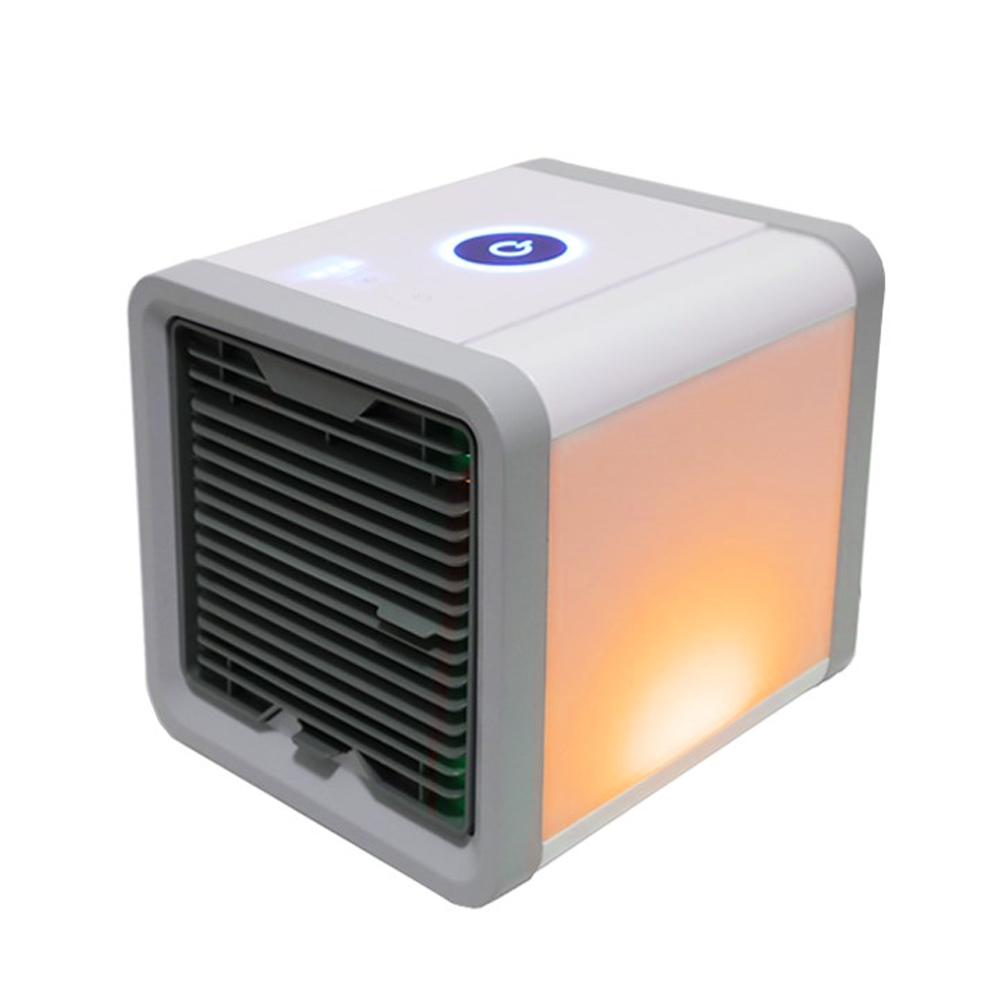 HTB10Fb2KFzqK1RjSZFvq6AB7VXao USB Mini Portable Air Conditioner Humidifier Purifier 7 Colors Light Desktop Air Cooling Fan Air Cooler Fan for Office Home Usb