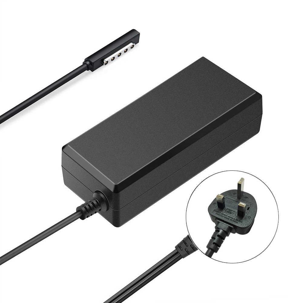 Bán 12 v 3.6A Cung Cấp Điện AC Adapter Cable Sạc đối với Microsoft SURFACE RT Pro2