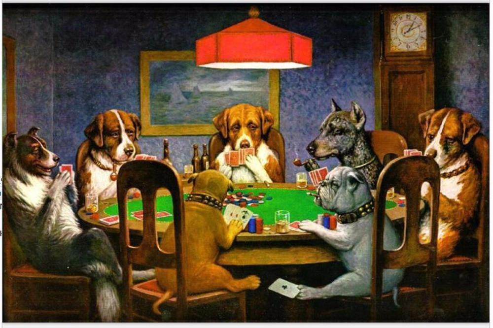 德州扑克玩法