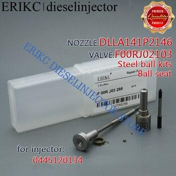 ERIKC F00rj03288 Dizel Injektor Tamir Takımları F 00r J03 288 Injektor Revizyon Kitleri F00r J03 288 Injectror 0 445 120 134