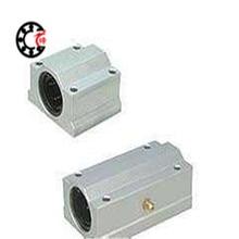 SC40LUU scs40Luu 1 шт Стандартный 40 мм Линейная ось шарикоподшипник блок с куста, подушка блока линейный блок для ЧПУ части