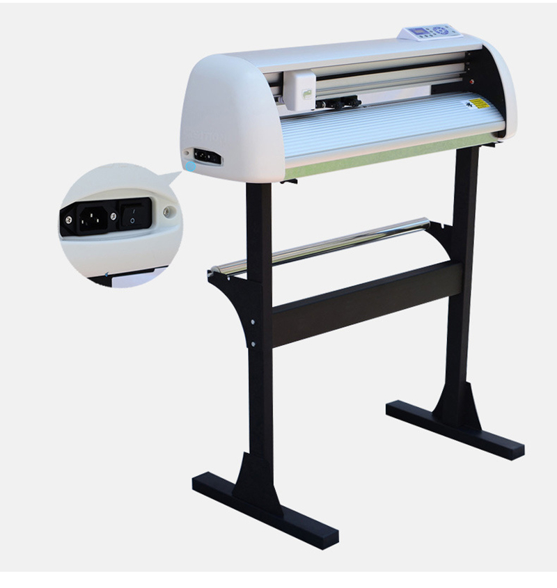 630-1200mm Digital Vinyl Sticker Cutting Plotter for Advertising Interior decoration630-1200mm Digital Vinyl Sticker Cutting Plotter for Advertising Interior decoration