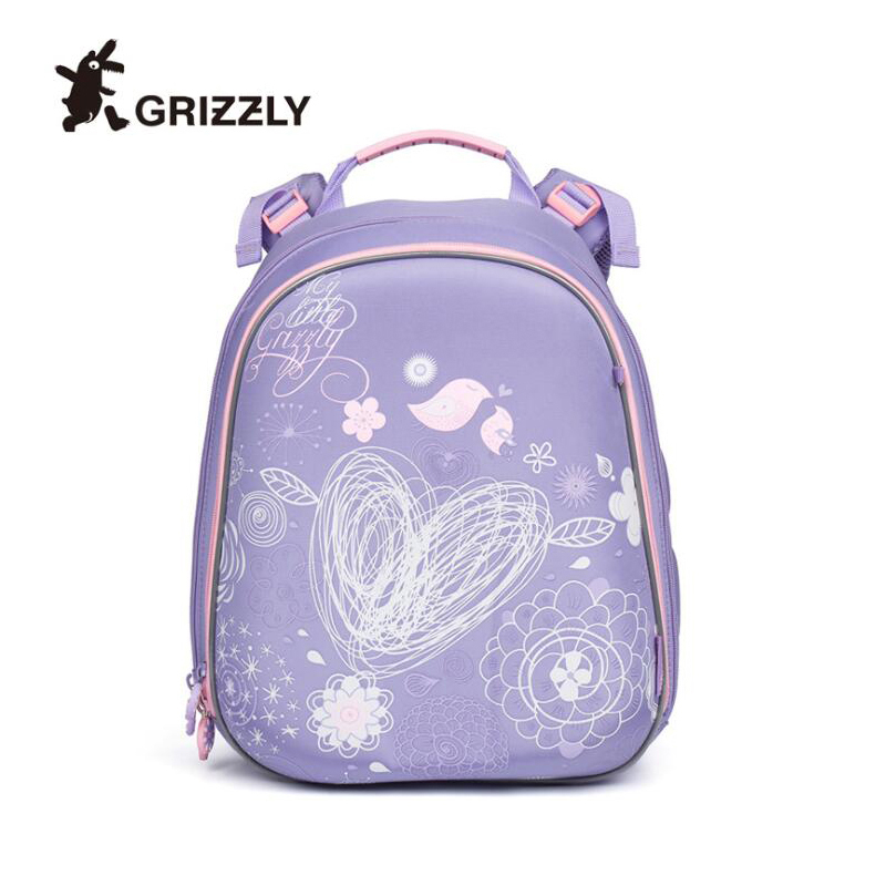 2019 Girls School Bags Cartoon Printing Children School Backpack Orthopedic Children School Bags With Reflective Strip