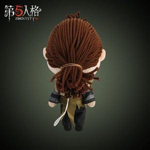 Image 3 - Game Identity Survivor Mercenary Nabb Cosplay Plush Doll Plushie Toy Dress Up Clothing Cute Christmas Gift