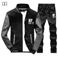 Luxury Tracksuits Men's SportSuit Brand-Clothing Men Casual Jacket + Pant 2pcs Sets Sportswear Tracksuits Sets Sweatshirt Men