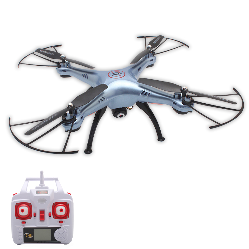 2016 New SYMA X5C Updated Version SYMA X5HC 4CH 2.4G 6-Axis RC Drone With Camera RC Helicopter VS Syma X5C X5SC X5SW X400/X600 cheapest price hot selling syma x5c x5c 1 2 4g rc helicopter 6 axis quadcopter drone with camera vs x5 no camera free shipping