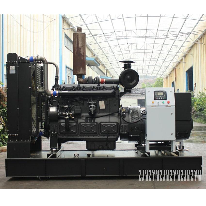 Large Diesel Generator Three phase AC Diesel Engine Factory Large Site Power Supply Generator YHG 200KW 230 / 400V 200KW