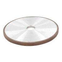 200x32x10x4mm Diamond Grinding Wheels 150 180 240 320 400Grit 50 Concertration 200mm Outside Dia Plain Wheel
