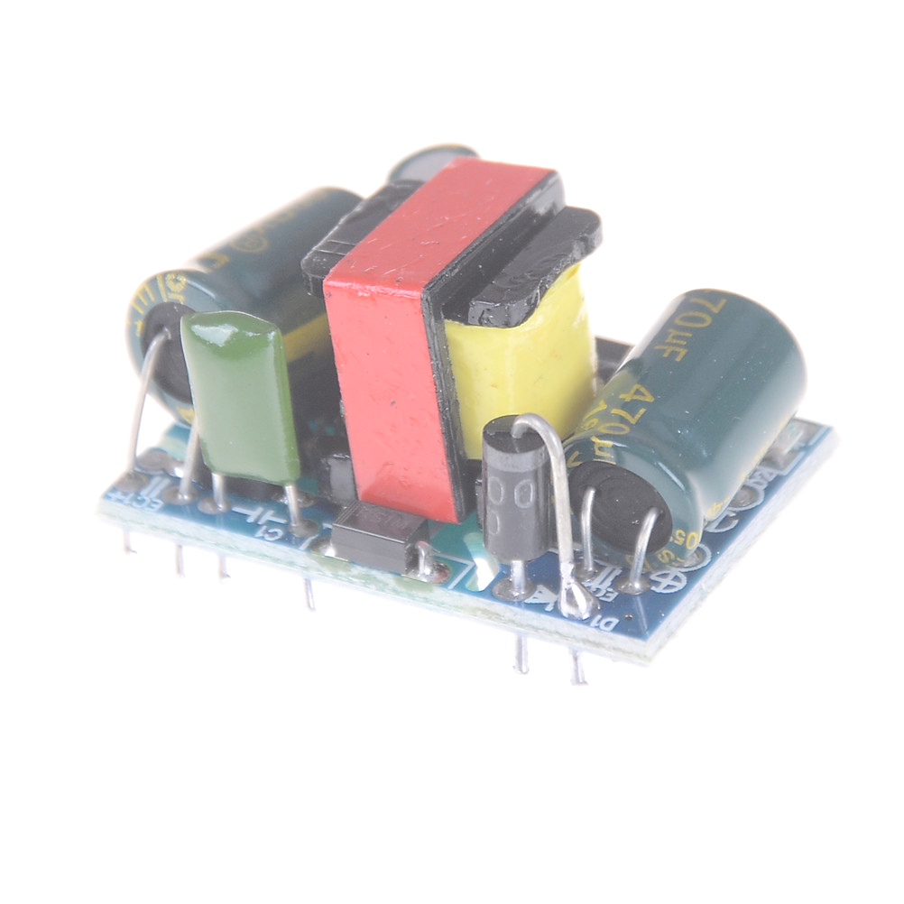 1Pcs Isolated Power Buck Converter <font><b>220V</b></font> <font><b>To</b></font> <font><b>12V</b></font> Step Down <font><b>Module</b></font> Switching Power Supply <font><b>Module</b></font> AC-DC <font><b>12V</b></font> 450mA image