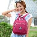 Girls Multifunction Water Resistant Nylon Top Handle Handbag Crossbody Satchel Purse bag