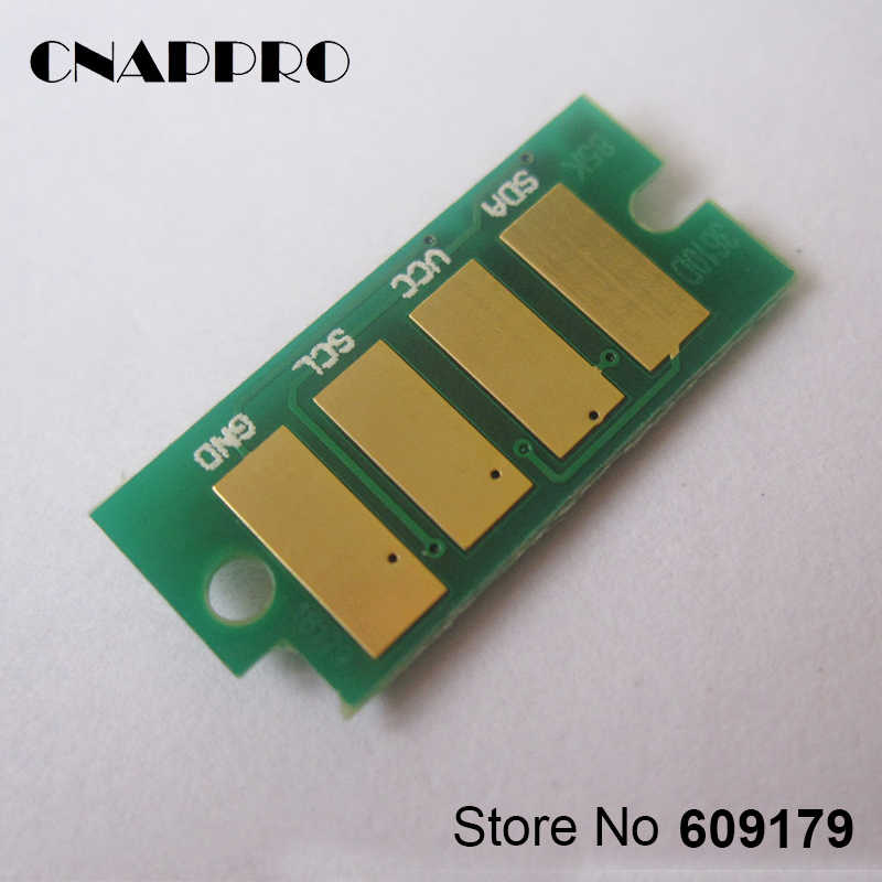 4PCS CT202264 CT202265 CT202266 Toner Cartridge Chip For Fuji Xerox  DocuPrint CP115W CP116W CP225W CM115W CM225fw Printer Chips