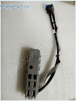 FOR DELL FOR Optiplex SFF 7010 9010 USB / Audio Front I/O Panel w/ Cables GVJ4G 0GVJ4G