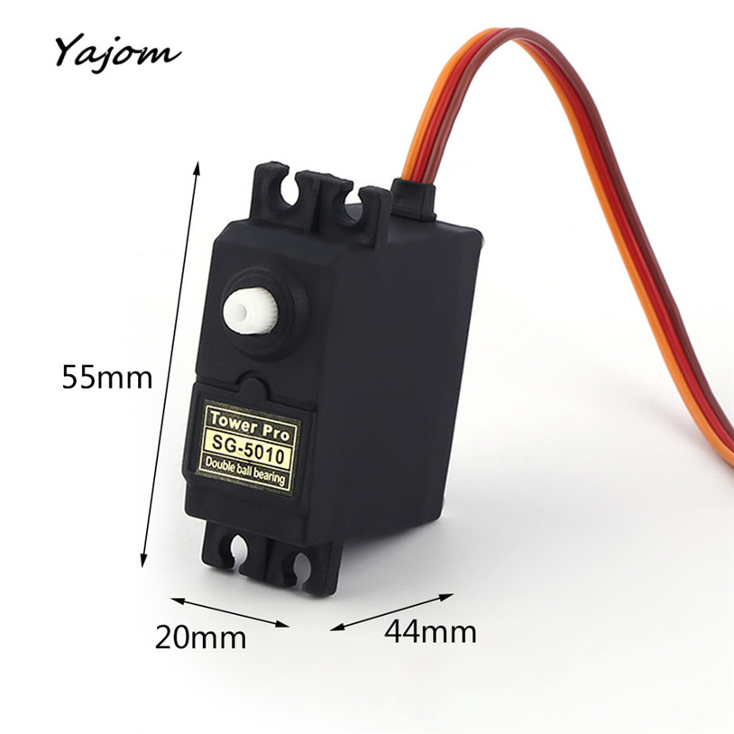 Free for shipping High Quality SG 5010 Torque Servo Coreless Servo For RC Helicopter Brand New High Quality May 2