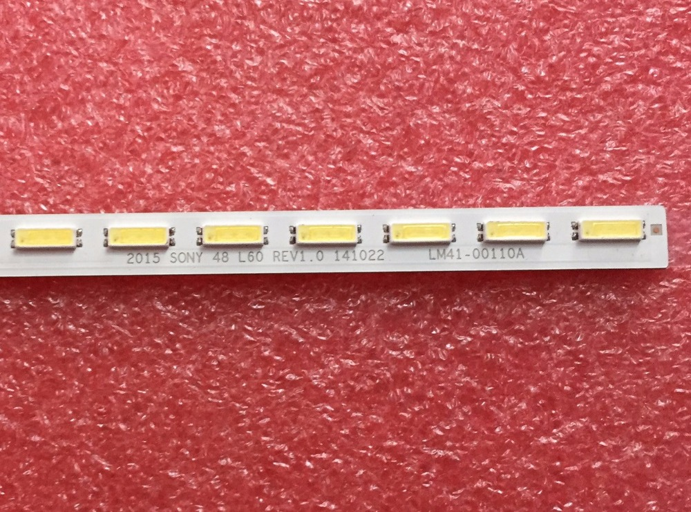 590mm LED Backlight Lamp strip For 2015 So ny 48'' TV KDL-48R550C KDL-48R510C LM41-00110A SE2N48CHS NS5S480VND02 image