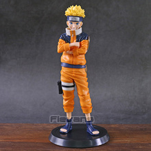 Naruto Shippuden Grandista Uzumaki Naruto Uchiha Sasuke Hatake Kakashi PVC Figure Da Collezione Figurine Giocattolo Modello