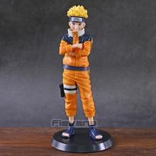 Naruto Shippuden Grandista Uzumaki Naruto Uchiha Sasuke Hatake Kakashi Pvc Figuur Collectible Figurine Model Speelgoed