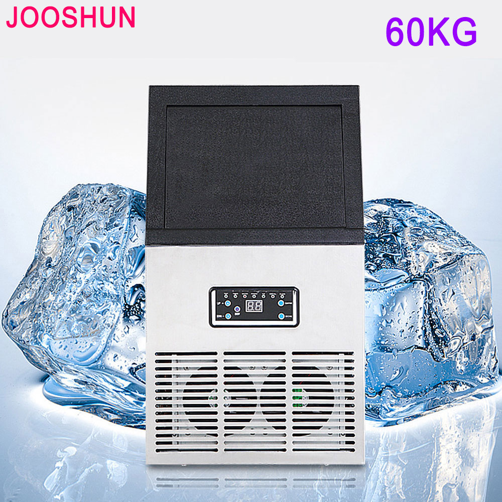 Ice making machine electric commercial or home use countertop Automatic bullet ice maker ice cube making