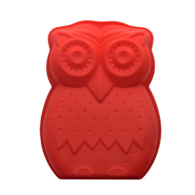 Owl Shape Baking Pan