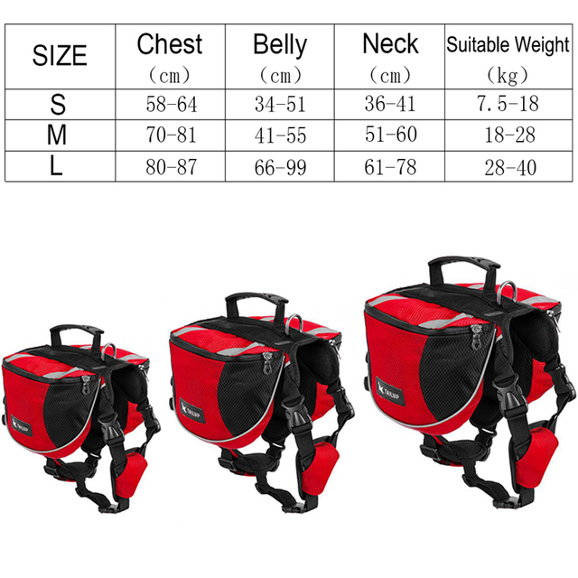 Dog Carrier Pet Vest Harness