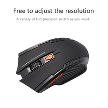 Hot Mini 2.4GHz Wireless Optical Mouse Gamer for PC Gaming Laptops New Game Wireless Mice with USB Receiver Drop Shipping Mause
