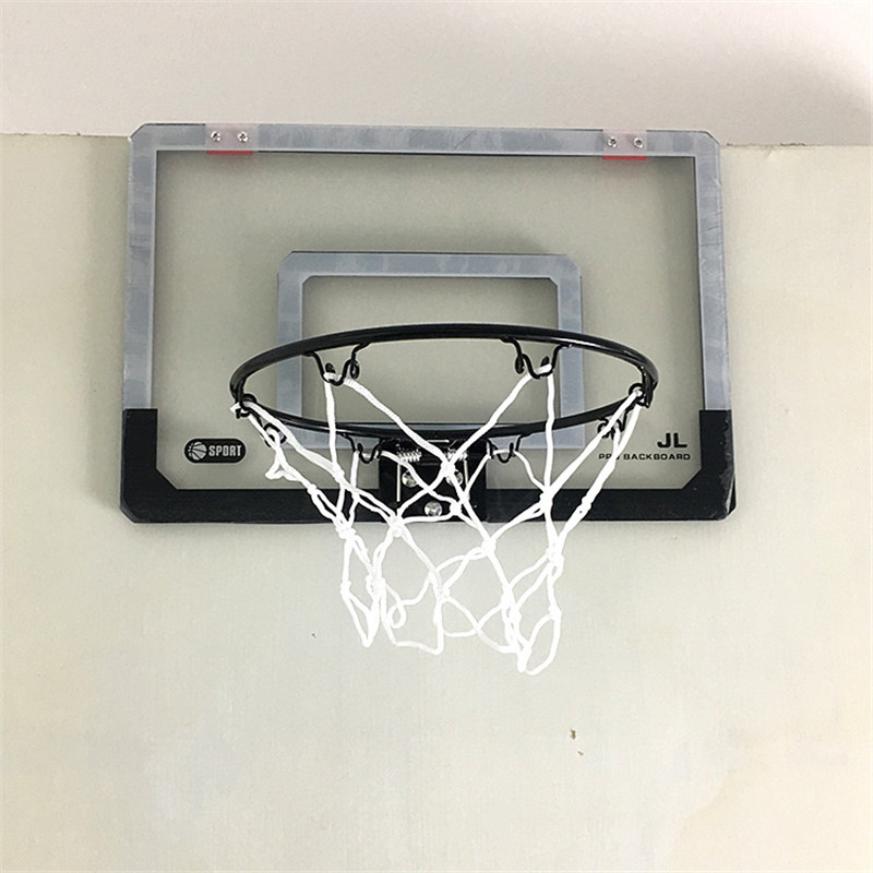 45.5CM Basketball Stand Basket Holder Activity Hoop Goal Fun Sports Game Mini Indoor Child Kids Boys Toys Sport BOX J106 - 4