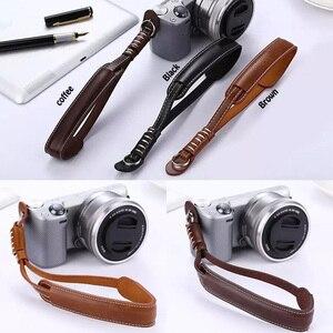 Наручный ремешок для камеры из искусственной кожи для Finepix Fuji Fujifilm XA5 X100F X30 X20 XT10 XT1 XT2 X100T X100S XE1 XE2 XM1 XA1 XA2