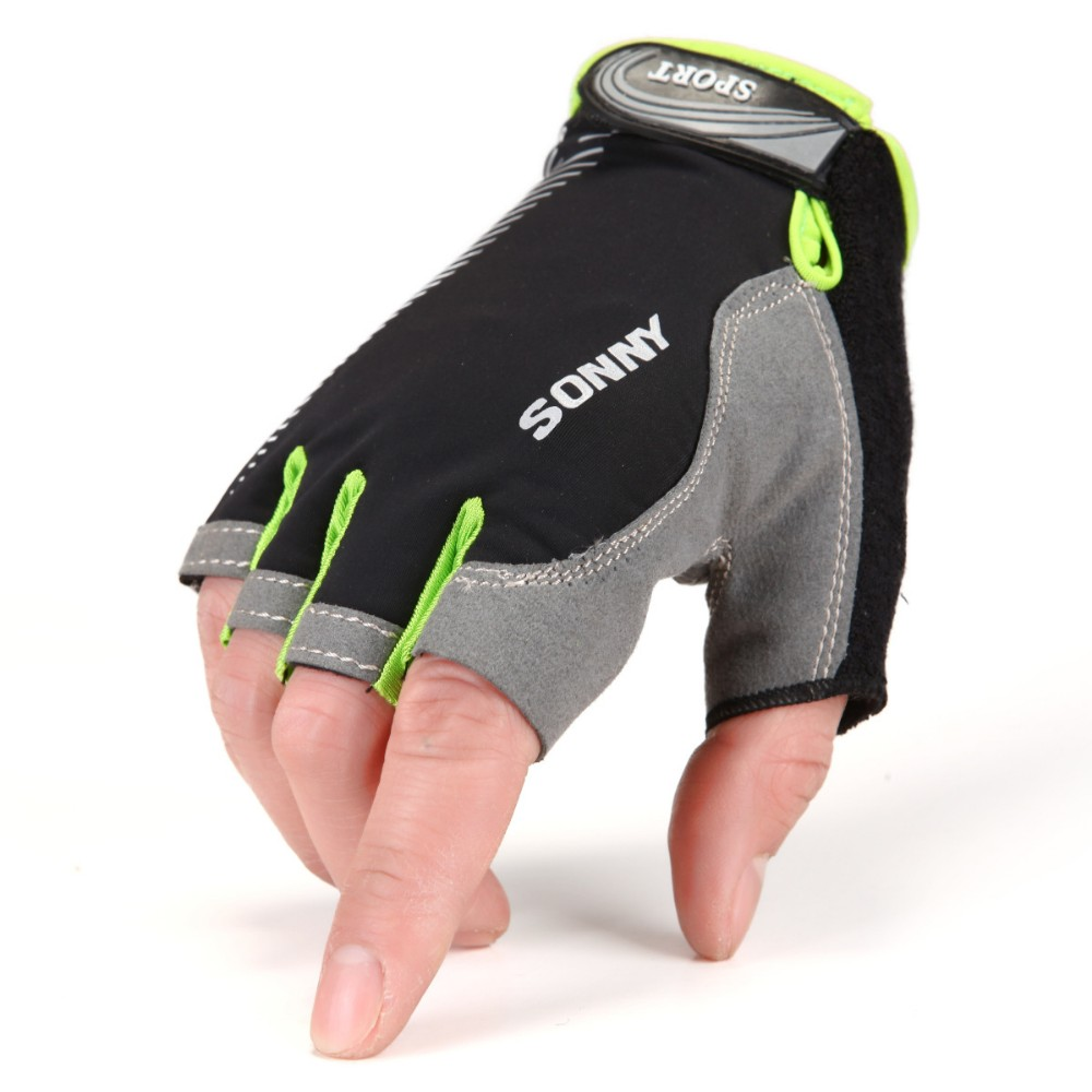 Sports Gym Gloves Men Fitness Training Exercise Anti Slip Weight Lifting Gloves Half Finger Body Workout Men Women Glove