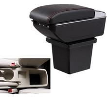 Подлокотник для hyundai Elantra Touring i30 i30cw 2007-2011 центр консоли ящик для хранения подлокотник поворотный 2008 2009 2010