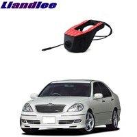 Liandlee For Toyota Brevis 2001~2007 Car Road Record WiFi DVR Dash Camera Driving Video Recorder