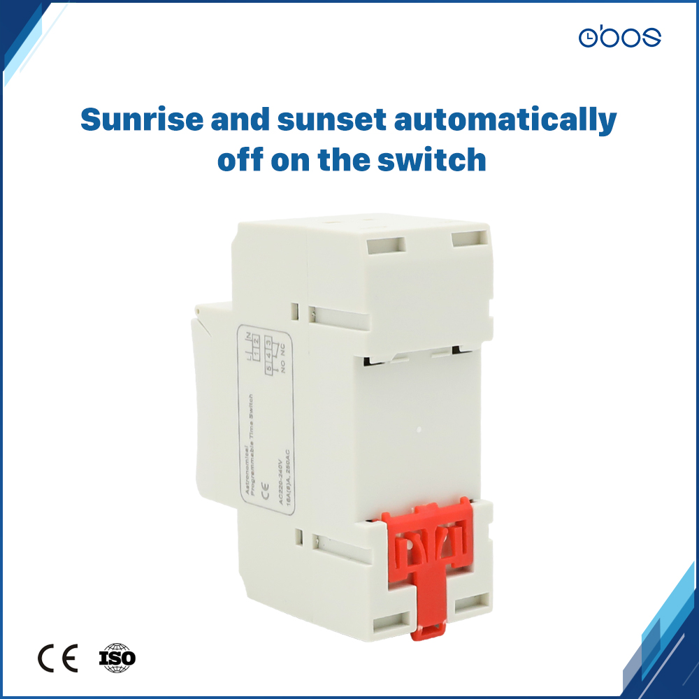 latest OBOS brand DC 24V high end programmable time switch with 16times on/off per day /weekly time setting range 1min 168H